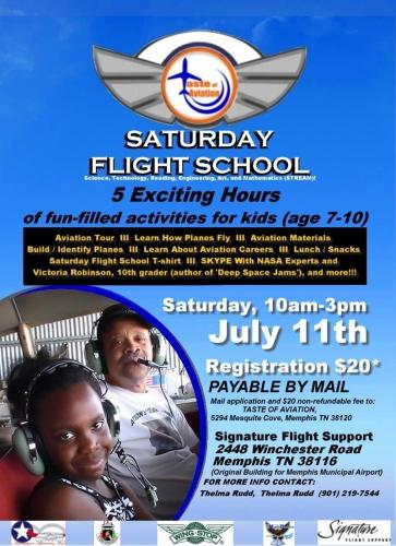 PHOTO   Sat Flt Shool (flyer) - sky and wings  (test2b)